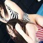 女子プロレスリング Vol.03 美女レスラー北川杏樹vs桜井舞