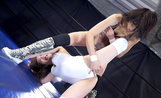 女子格闘クラシックバトルNEO 6 千堂まりあ vs 紺野渚