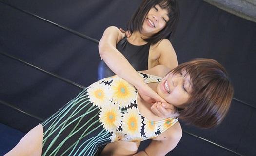 ザ・VIP女子プロレス伝説 範田紗々vs紗藤まゆ エクストリームへの道