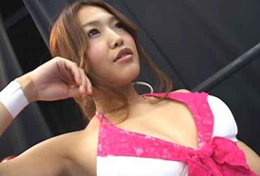 ビキニ水着プロレス剥ぎ取りマッチ 安藤なつ妃vs水美津希