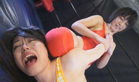反バトル連盟プロレスマッチ第2章 阿部乃みく復活!