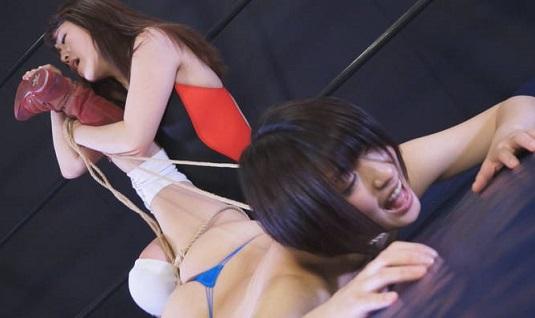 女子プロレス仁義なき闘争エクストラマッチ 阿部乃みくvs涼海みさ