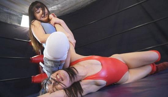 反バトル連盟プロレスラーたちの全面戦争8章 星空もあVS舞坂仁美