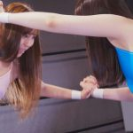 BWPプロレス美女限定!! 開催記念マッチ 星川凛々花vs桜木優希音