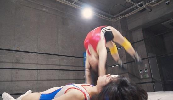 女子プロレス鈴屋いちご